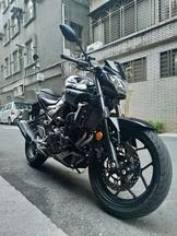 Yamaha 山葉 MT-03 ABS 黃牌 輕巧 好上手 街車 雙缸 扭力 黃牌 入門 扭力家族 CB300R Z300 Z400 TNT300 可車換車 可低利率全額貸款
