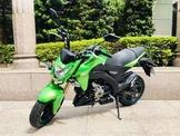 Kawasaki Z125 迷你擋車MSX
