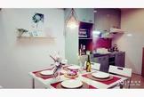 北歐風共享共居公寓,2、4人房合租