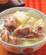 冬瓜薏米燉鴨湯
