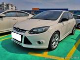 千益 2013 Ford Focus 5D 2.0汽油運動型 原鈑件 里程保證
