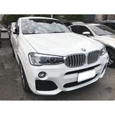 正2017年 BMW X4 M-SPORT 總代理 原廠保固中 售149萬