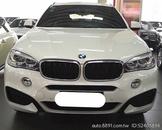 【來電賞車出清價】2015年 BMW寶馬 X6 白 柴油
