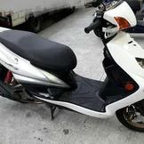2010 YAMAHA 二代 新勁戰 59缸 飛炫版 白色