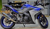 Yamaha YZF-R3  極低里程 全都改好 學生專案 免保人