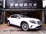 【世聯國際汽車】2016年 BENZ GLA180 白!中華賓士總代理!