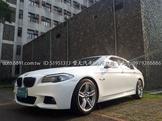 晉天汽車-BMW 寶馬 535i M-Sport F10 白色黑內 11年式