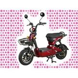 綠馳電動車E-Bike- AEQ2 (紅)-電動自行車/電動輔助自行車/電動機車/電動車