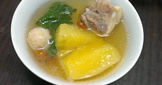 樹薯排骨湯