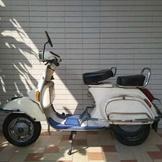 自售  偉士牌 125cc