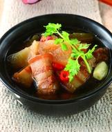 鹹冬瓜滷肉
