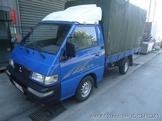 自售2003年得利卡貨車手排引擎讚只跑110000公里非常好開128000元