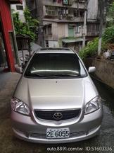 自售2003年toyota vios G版 只跑9萬多KM