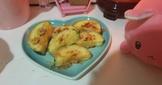 蛋煎櫛瓜片