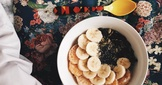 早餐水果堅果麥片
