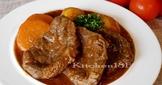 匈牙利燉牛肉_電鍋料理 便當菜