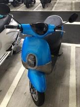 藍色二手電動車