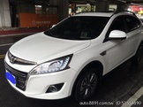 2015 Luxgen U6 Turbo eco 1.8L 白色魅力型(自售)