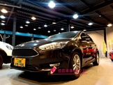 2017年 FOCUS 1.5 MK3.5  灰  一手車 車優好貸款