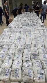 越南茶藏400公斤安非他命來台 警破毒品走私集團