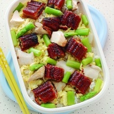 鰻魚散壽司