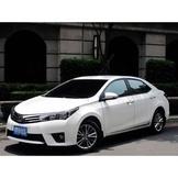 2014 豐田 ALTIS 1.8 一手車 全車原鈑件 只跑7萬