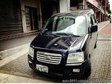 自售黑色轎車版Solio Nippy2005年低里程數家庭女用車無菸
