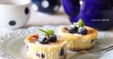 藍莓起士蛋糕