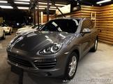 全鑫車業2012年總代理Porsche Cayenne Diesel 全原廠保養