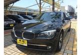 BMW/寶馬 740LI 85萬 黑色 2010