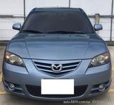 車主自售 漂亮女用車 2005年 mazda3 里程超少 正常保養 車況佳