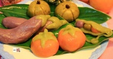 造型肉燥筍包
