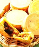 豆薯咖哩車輪餅