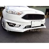 福特 FORD 16 NEW FOCUS MK3.5 RS 特仕版 空力套件 材質ABS 原廠 8X不適用