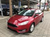 福特原廠認證中古車2016年Focus1.6汽油四門 里程極低 馬丁頭MK3.5
