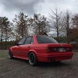 (交換重機)1989年手排BMW E30換黃紅牌重機 大綿羊或檔車都可