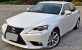 [放心購] 2014年 LEXUS IS300 白色