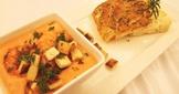 冬日料理:龍蝦紅蘿蔔濃湯