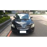 2007 豐田 TOYOTA 冠美麗 Camry 2.0 黑色 四門 轎車 大型房車 五人座 ~ 二手車 中古車