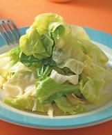 無油清炒高麗菜