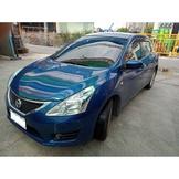 Nissan\13年 tiida 藍 跑 9.1萬