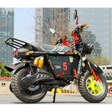 祖瑪電動車電動祖瑪車摩托車跑車踏板摩托跑車街車越野摩托車72V