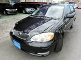 『格瑞汽車』2006年-TOOTA豐田-ALTIS阿提斯-1.8L-黑