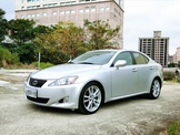 LEXUS IS250 2006年 銀色系