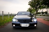 車主自售 BENZ 賓士 C32 AMG 雙增壓 354匹馬力 0〜100km=5.2 非BMW M3