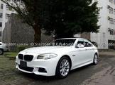 晉天汽車-BMW 寶馬 535i M-Tech F10 日規未領牌 白色 12年