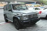 Mercedes-Benz/賓士 G-Class G-500  412hp