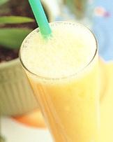 蘆薈百香果汁