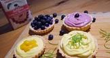水果塔-芒果塔&藍莓塔