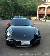 阿宏嚴選2015總代理 911 CarreraS 客製化打造 全台限量五台 超美
